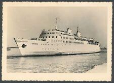 292583) AK Schiffe - MS Sassnitz