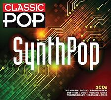 CLASSIC POP: SYNTH POP 2 CD SET - VARIOUS ARTISTS