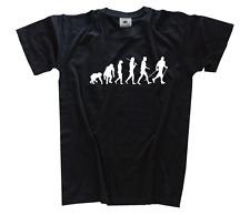 Edición Estándar marcha nórdica correr gehen Caminar Evolution Camiseta S-xxxl