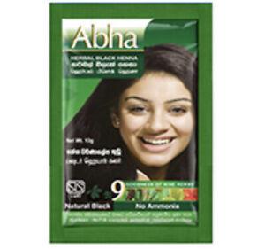 NATURAL BLACK HENNA HAIR COLOR POWDER HERBAL BLACK HENNA 3 x 10g Free shipping