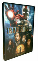 Iron Man 2 (DVD, 2010, Widescreen) BRAND NEW / SEALED