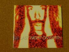 U2 - LAST NIGHT ON EARTH - CD SINGLE