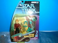 Captain Beverly Crusher Picard All Good Things '97 Playmate Star Trek Next G TNG
