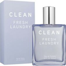 Clean: Fresh Laundry Eau de Toilette Spray 2.0 fl. oz. [Perfume Women Linen] NEW