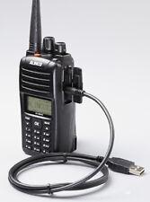 Programmierkabel USB erw-13 per ALINCO Dmr Hand Dispositivo Radio DJ-MD 40-Radio Digitale