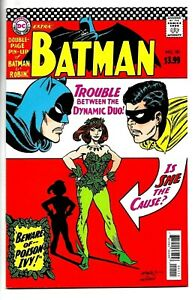 BATMAN #181 Facsimile Reprint POISON IVY 1st App. NEAR MINT UNREAD Bagged Board