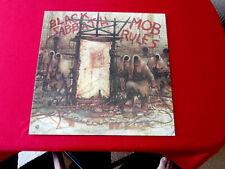 Black Sabbath~ Mob Rules~ Near Mint~ W B Records ~Rock