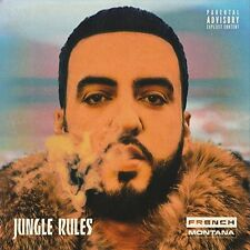 FRENCH MONTANA CD - JUNGLE RULES [EXPLICIT](2017) - NEW UNOPENED - RAP