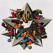 Escher # 60 cm 70x70 Poster Stampa Grafica Printing Digital Fine Art papiarte