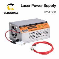 80W PSU CO2 Laser Power Supply Power Source for Engraver Cutter Machine HY-Es80