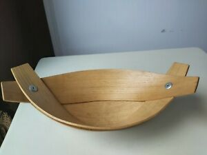 Marston Wooden Bowl Designed & Hand Made In England