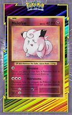 🌈Mélofée Reverse - XY12:Evolutions - 63/108 - Carte Pokemon Neuve Française