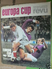 1967-68 EUROPA CUP VOETBAL,SOCCER,FOOTBALL,JUVENTUS,CELTIC,KIDD,KINDVALL,CRUYFF,