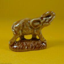 Wade Whimsies (1984/88) Whimsie-Land (Set #2) Wildlife - #8(b) Honey Elephant