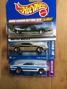 Hot Wheels Dodge Charger 3 Pack.