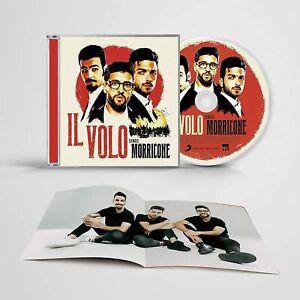 IL VOLO - SINGS MORRICONE - CD NUOVO SIGILLATO  PREORDINE DAL 5 NOVEMBRE
