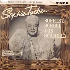"""Sophie Tucker(7"""" Vinyl P/S 1st Issue)Sophie's School For Scanda-UK-Ex-/Ex-"""