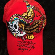 Don Ed Hardy Designs Red Hat