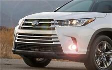 2017 2018 2019 Toyota Kluger Fog Lamps Driving Lights Foglamps Kit