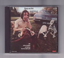 (CD) JACK BRUCE - Things We Do / Japan Import / POCP-2166