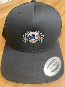 "New Scotty Cameron Speed Shop ""Johnny Racer"" Black Mesh Snapback Hat Sold Out"