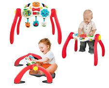 Winfun 3in1 Babytrainer Spielbogen Activity Center Lerntisch mitwachsend 766030