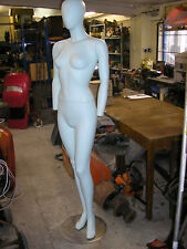 Full size female shop display mannequin - fully adjustable