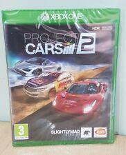 Project Cars 2 Xbox One PAL UK NEW factory sealed
