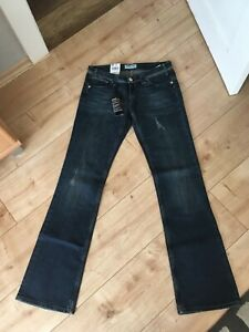 Lee Jeans 28/33 Modell Bliss dunkelblau L.101cm B.38cm Neu mit Etikett