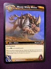Wooly White Rhino - WoW NM Icecrown