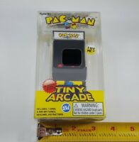 *NEW* Super Impulse Tiny Arcade PAC-MAN Mini Handheld Retro Game w/ Keychain