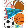SPORTS PARTY Loot Party Bags Pack of 8 Lolly Favour Birthday Kids