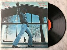 Billy Joel Glass Houses LP 1980 Columbia FC36384 Sterling w/Inner Picture Sleeve