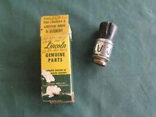 NOS 1954 1955 Mercury Cigar Lighter 54 55