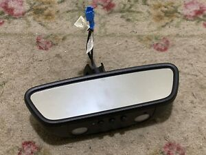 OEM 2013 - 2019 Mercedes CLA250 CLA45 Auto Dim Rear View Mirror Homelink Compass