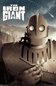 The Iron Giant - Key Art Poster