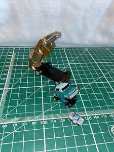 Micro Machines, Galoob, Triplesiders Studebaker, Fair Condition, Free Postage