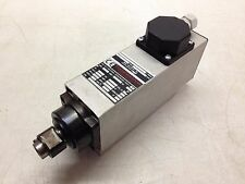Teknomotor High Frequency Motor 550028RH 1Kw 18000RPM 165VAC 3 Phase