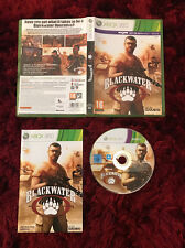 BLACKWATER-COMPLETO Xbox 360 GIOCHI GAME - 505