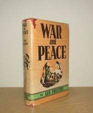Leo Tolstoy - War and Peace - Re-issued 1st/1st