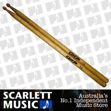 DXP D115A Maple 5A Drum Sticks With Wooden Tips -
