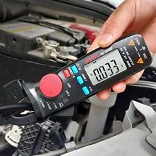 Mini Clamp Meter Ac Dc Current 100 Amp Auto Range Digital Multimeter Frequency