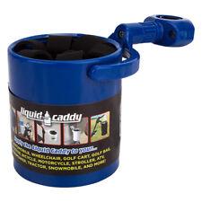 Liquid Caddy Drink Holder Drink Holder Liq Caddy Cup-blue