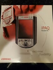 Compaq iPaq Pocket Pc H3670 W/ Charger, Accessories, & Orig Box. See Pictures