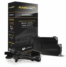 Flashlogic Remote Start for BMW / Mini 2005-2015 Select Models Brand New FLRSBM1