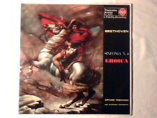 "ARTURO TOSCANINI Beethoven: Sinfonia n. 3 ""eroica"" lp"