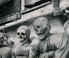 PALERME c. 1950 - Catacombes des Capucins Italie Sicile - DIV 3055