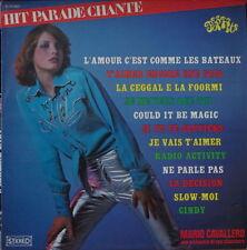 MARIO CAVALLERO SON ORCHESTRE ET SES CHANTEURS CHEESECAKE COVER FRENCH LP