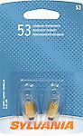 Sylvania 53 Instrument Panel Light Bulb