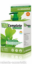 Dennerle V30 Complete Volldünger Aquarienpflanzen 100 ml Dennerle V 30 f. 3200L